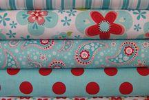 Fabric / by Kelli Jackson McCown