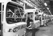 GM New Look aka fishbowl / The bus with the best look, comfort and sounding engine ever. The sound of the Detroit engine in the back of these buses started my love for diesel engines
