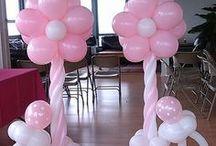 balon süsleri