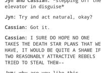 Star Wars / KNOW ALL OF THIS, YOU MUST.