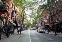Greenwich Village / Greewnich Village, West Village