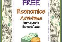 Econ Ideas / by Lindsay Linoff-Gonzalez