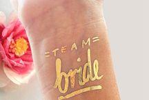 Team Bride Tete
