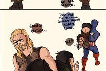 Superheroe stuff