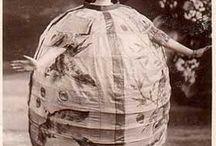 Vintage & Historic Costuming
