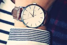What Time is it? / Rock around the clock. From classic to sporty.