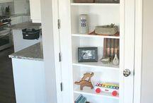 półki kuchnia