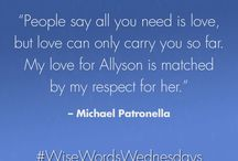 #WiseWordsWednesdays / Every Wednesday, we feature a great quote from a Buzz story.