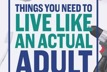 Adulting / by Hill Crest Realty, LLC