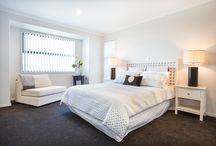 Bedrooms / A selection of the our bedrooms from our show homes.