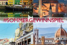 #Sommergewinnspiel / Gewinnen Sie alle zwei Wochen einen Städtetrip. Welche Stadt gefällt Ihnen am besten? Finden Sie in unserem Online-Shop www.voegele-shoes.com das Bild zur Stadt.