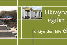 Ukrayna Eğitim / Yurtdışında Üniversite Eğitim Fırsatları