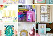 Easter crafts/Wielkanocne rękodzieła