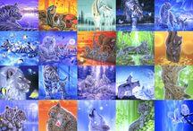 Artwork of Kentaro Nishino / Such amazing talent , just astonishing & beautiful