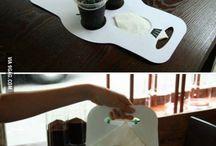 Interesting packagings