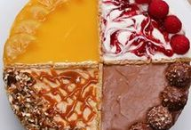 4 Flavour Cheesecake