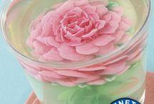 Jello flower / Bloemen