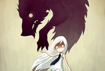 wolf&werewolf