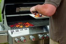 Grills and Grillin' / The many types of grills and people who enjoy them! / by Chair King Backyard Store