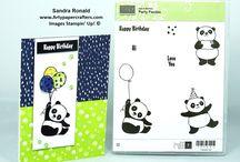 Party panda,s