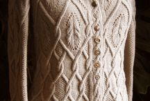 ladies knitted cardigan pattern