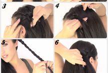 hair tutorials <3