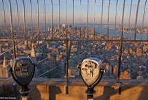 The World's Most Famous Views / The Big Apple. The City that Never Sleeps. No matter what you call it, there's no better place to see New York City than from our 86th floor and 102nd floor Observatories.  / by Empire State Building