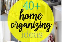 home organization and storing