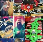 Pirate Birthday Party Board / by Miranda Welle