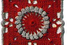 crochet squares...