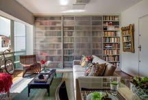 armário para os livros