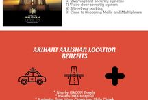 Arihant Clan Aalishan Kharghar Mumbai / Luxury residential project Arihant Clan Aalishan located at Kharghar Mumbai. The project is developed by Arihant Super Structures Ltd. The project is offering 1bhk, 2bhk, 3bhk and 4bhk luxury apartments/flats with all modern facilities. For more information visit - http://www.investors-clinic.com/Mumbai/Kharghar/Arihant-Clan-Aalishan
