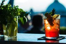 Drinks and Italian Aperitivo
