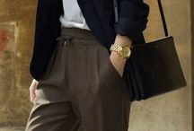 For Office Look References / It's all about the outfit that you should have for your professional lifestyle :)