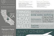 Inspiratie CV ontwerp