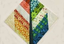 Fall Blocks / by Quilted Cottage