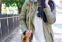 Fall/Winter Outfit Inspo / by Becky DeYoung