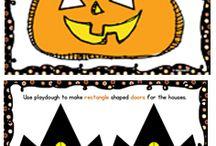 halloween/fall / by Mona Litterell