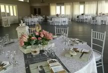 Table Decor / Table decor done by Oak House