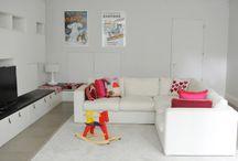 Family Room / by Monique O'Grady