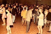 1960's school dance