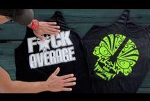 GYMFR3AKS / Gym  apparel