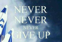 Never Give Up Israel / IDF - Israel Defense Forces - Women