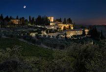 CASTELLO DI VERRAZZANO / A castle. A winery. An agritourim in Tuscany.