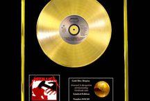 Exclusive Gold Discs