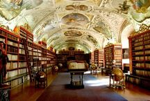 Libraries I Love... / by Bess Auer