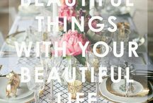 beautiful things♥