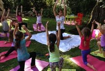 Yoga Parties