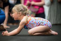 Siluet YOGA WEAR at Czech/European Yoga Sport Cup 2015, Prague, Czech republic... #siluetyogawear