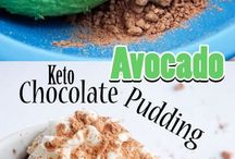keto puddings